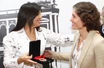 Jornalista do JC recebe Medalha Floriceno Paixão