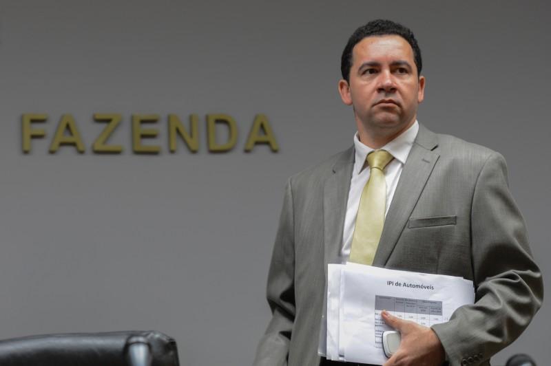 Dyogo Oliveira participou do encontro com representantes dos estados