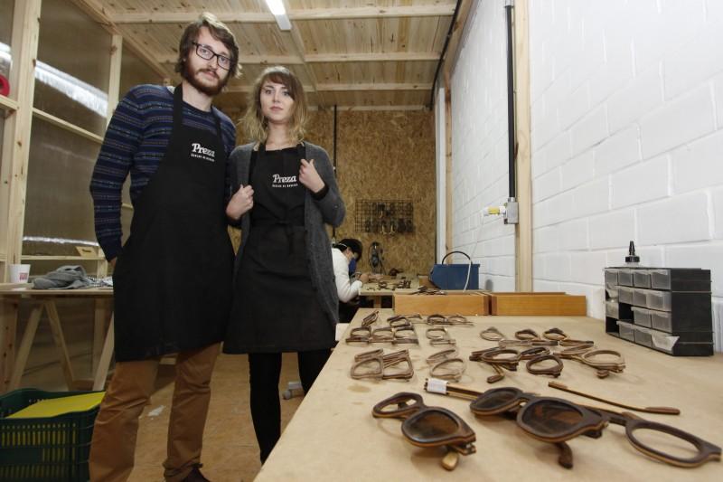 O projeto foi idealizado pelos sócios da Preza, Martina Seibel e Rodrigo Cury