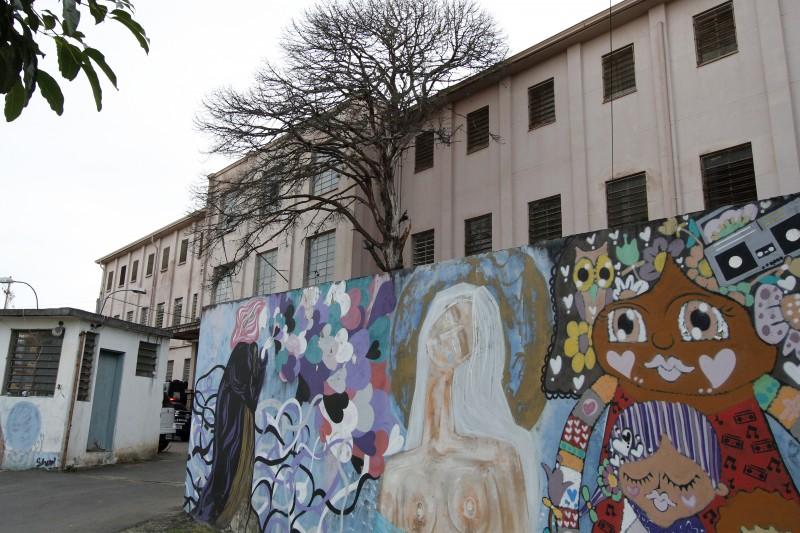 Penitenciária Feminina Madre Pelletier, localizada na zona Sul de Porto Alegre, é uma das duas únicas casas prisionais exclusivas para mulheres no Rio Grande do Sul