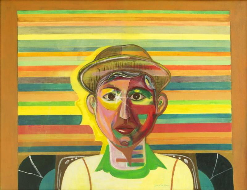 Rosa Lops Susin expõe telas na Galeria Paulo Capelari