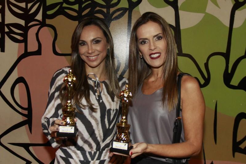 Fernanda Salum e Cristiane Dihl Agnoletto