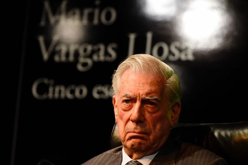 Vargas Llosa abre a programação do Fronteiras do Pensamento
