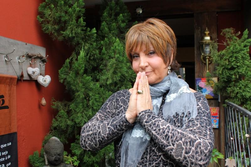 Lídia Sabbadini fala da importância da meditação