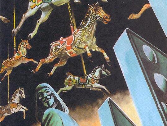 Lloyd foi o ilustrador da renomada minissérie V de Vingança, escrita por Alan Moore