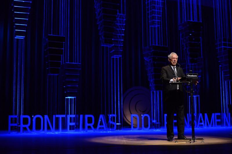 Idealizado pelo empresário, ciclo de palestras trouxe ao Estado grandes pensadores como Mario Vargas Llosa