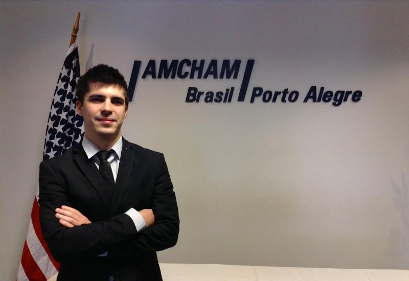 Marcelo Borges Rodrigues, gerente regional da Amcham