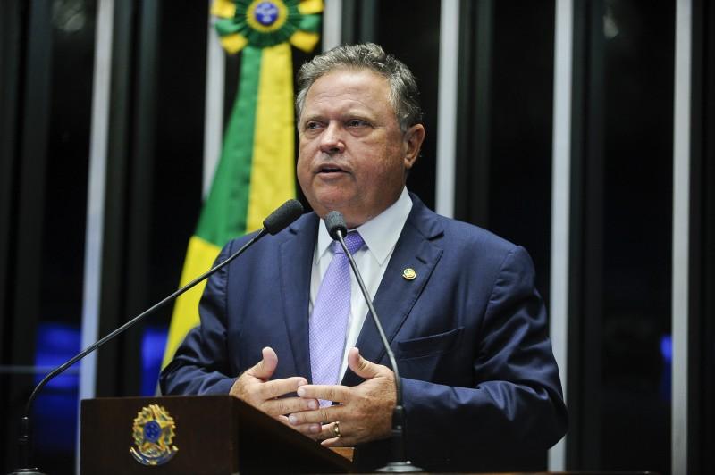 Senador, que até então era filiado ao PR, deve ser indicado ao cargo ocupado pela peemedebista Kátia Abreu