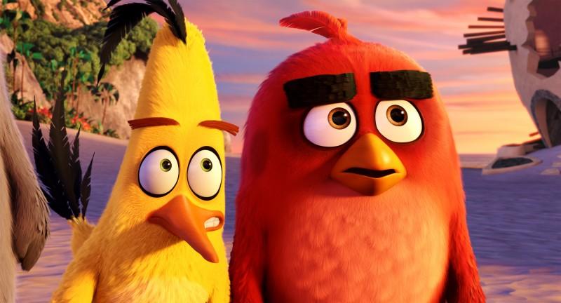 Angry birds: o filme é adaptação do jogo homônimo