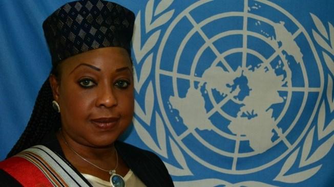 O Conselho da Fifa aceitou a nomeação da senegalesa Fatma Samoura como secretária-geral da entidade