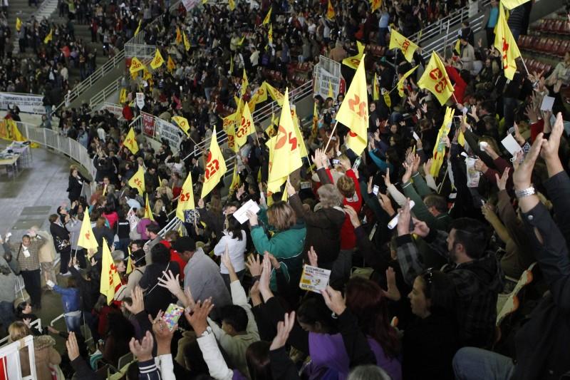 Plenária aprovou greve de professores por tempo indeterminado