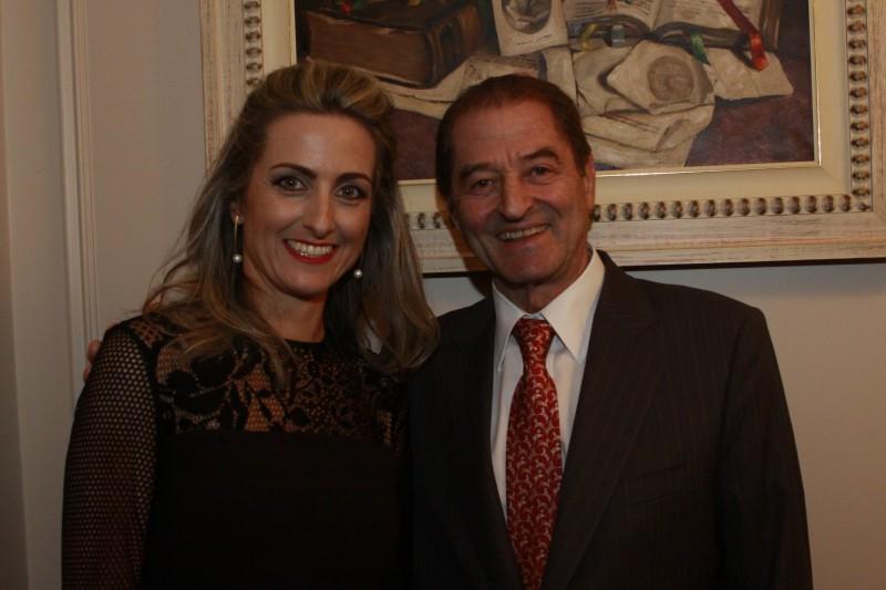 Simone substitui o empresário Ricardo Russowsky na entidade