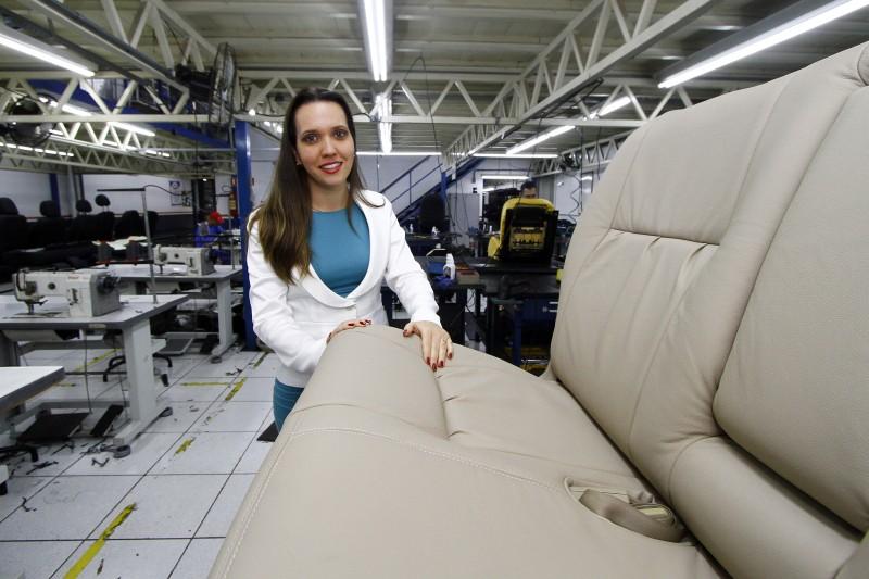 Daniela Toniolo, gestora da Courotec, recebeu convite para expandir seu negócio na América do Norte, mas prefere apostar no Brasil