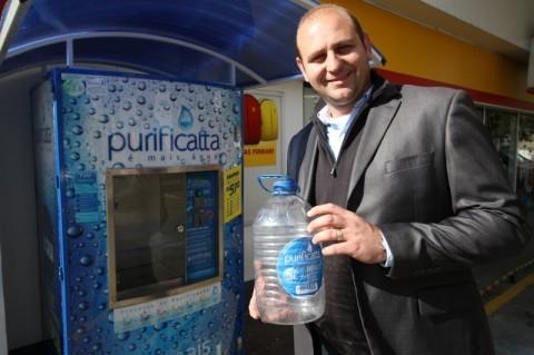 Ricardo Cattani, sócio da Purificatta: empresa projeta crescimento entre 50% e 60% em 2016