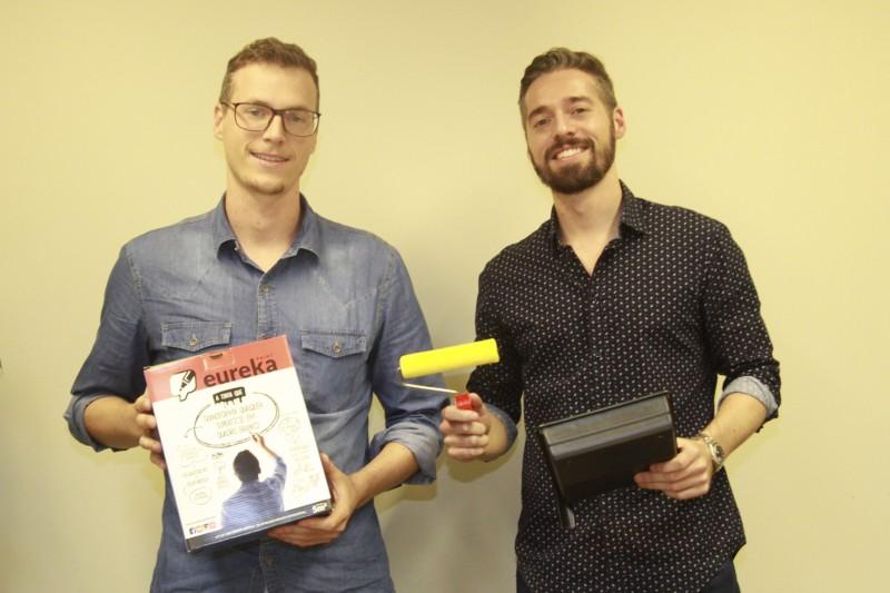 Da necessidade de um espaço para listar ideias de negócios, Giovani e Cristiano Priotto criaram a solução