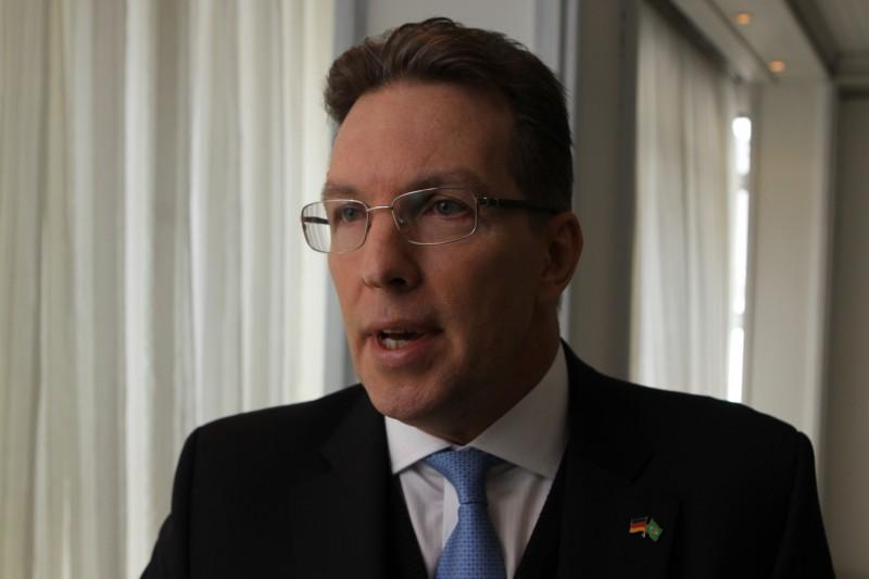 Atual planta visa ao mercado nacional e países próximos, disse Böge