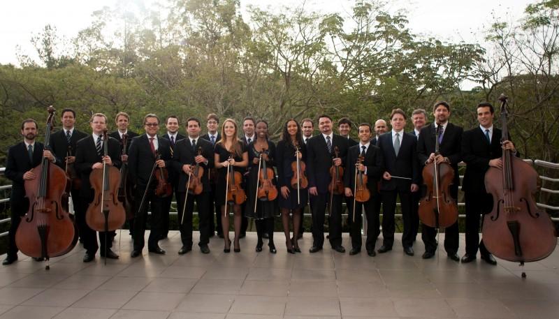 Orquestra Unisinos Anchieta toca sucessos nacionais e internacionais com atrações do gênero