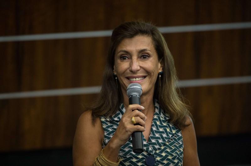 Maria Silvia Bastos Marques, futura presidente do Bndes, já se preocupa com as dívidas do PSI