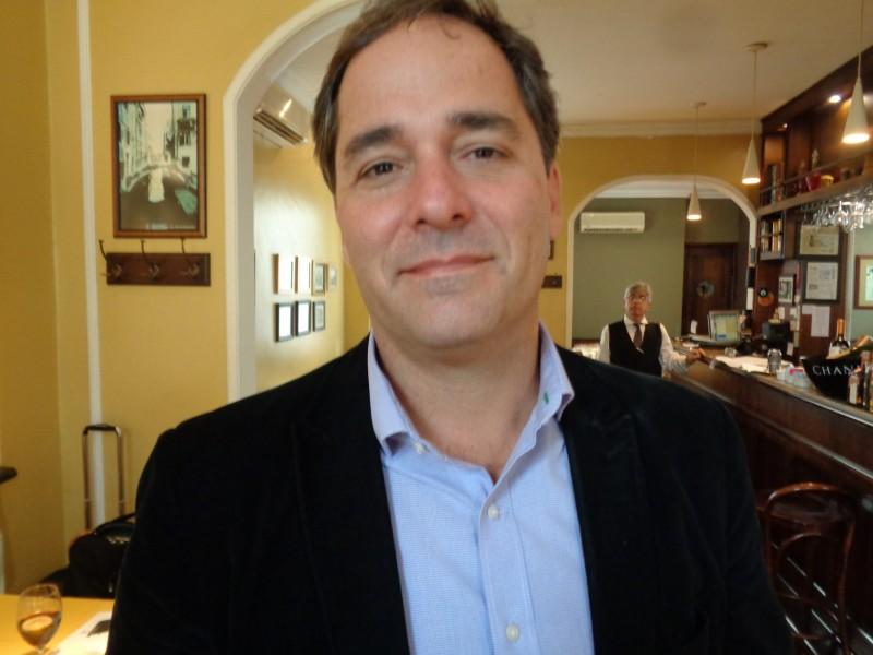 Luiz Antonio Sacco, presidente da SafetyPay