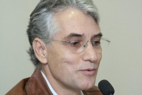 Luiz Nozari, presidente do Sindicato dos Taxistas de Porto Alegre