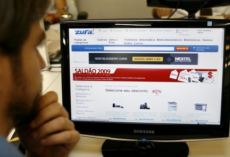 MATÉRIA E-COMMERCE. INTERNET, SAMSUNG, PUBLICIDADE