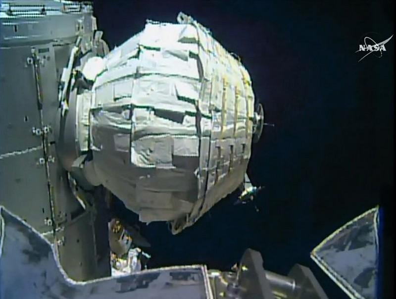 Módulo experimental pode ser opção mais barata e segura para astronautas