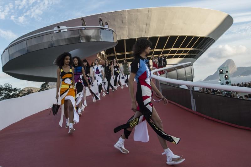 A marca repassará R$ 1,5 milhão para a reforma do Museu de Arte Contemporânea de Niterói