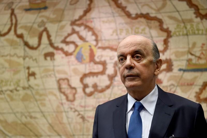 José Serra participa, nesta semana, da reunião da OCDE na França