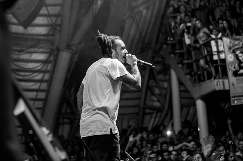 Rapper faz show no Opinião nesta quinta-feira
