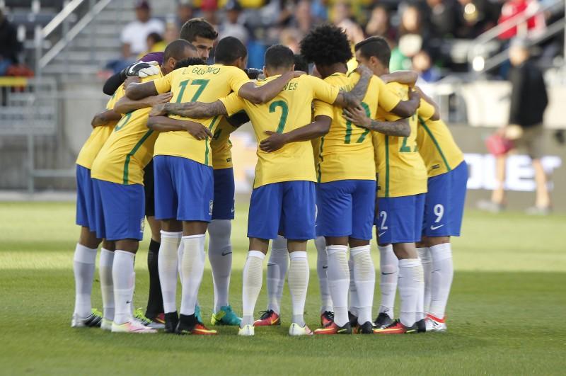 153df4e118 Seleção de futebol fará amistoso contra o Japão em Goiânia antes da  Olimpíada. A equipe vai enfrentar o Japão no dia 30 de julho