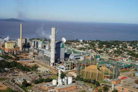 Linha 2 do complexo industrial da Celulose Riograndense está entre as cinco fábricas do setor mais modernas do mundo