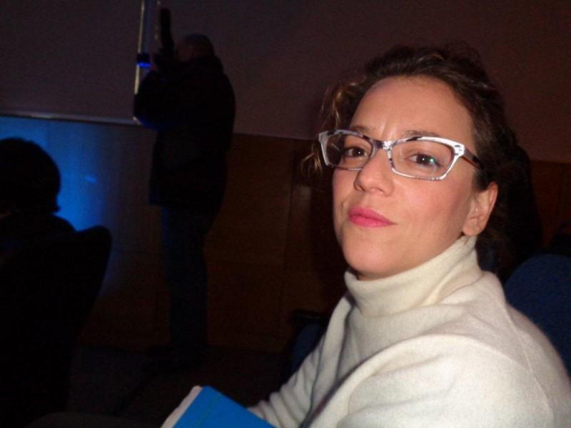Adriana Charoux, do Greenpeace