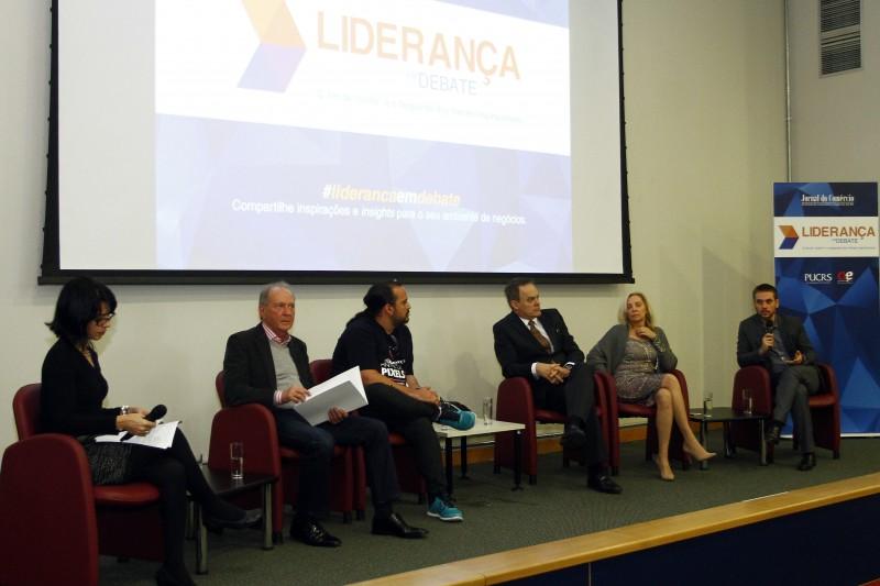 Evento aconteceu no auditório do Global Tecnopuc