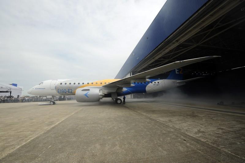 Tipo de aeronave, que inicia fase de testes para obter a certificação, é líder na categoria até 130 assentos, onde detém mais de 50% do mercado