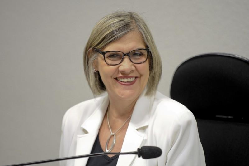 LEIS - Advogada Maria Berenice Dias - diversidade - homofobia - Foto de Marcos Oliveira - Agência Senado