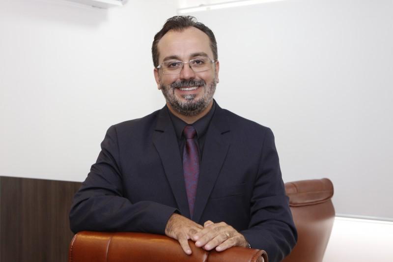 Robson Gass, auditor independente e gerente de Auditoria na Schimitt Auditores SS