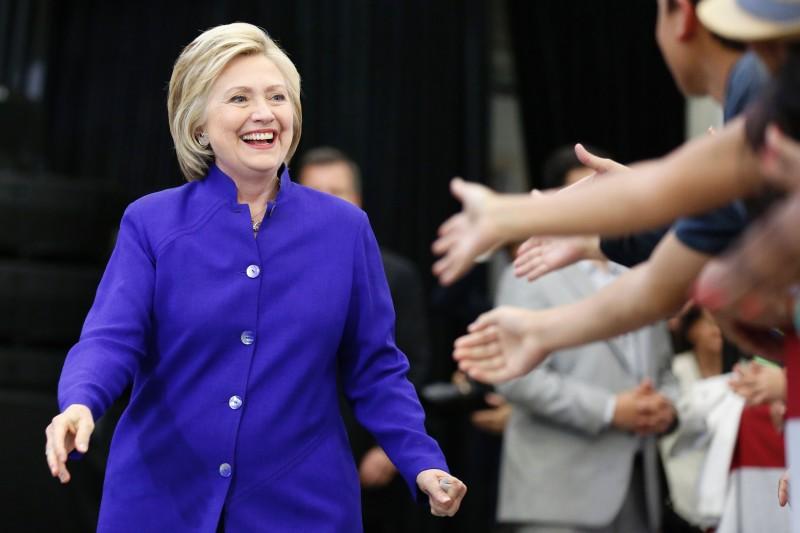 Democrata alcançou os 2.383 votos necessários para obter nomeação