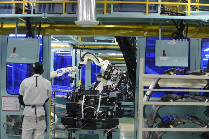 Receita Federal aponta bom desempenho da produção industrial como um dos fatores crescimento