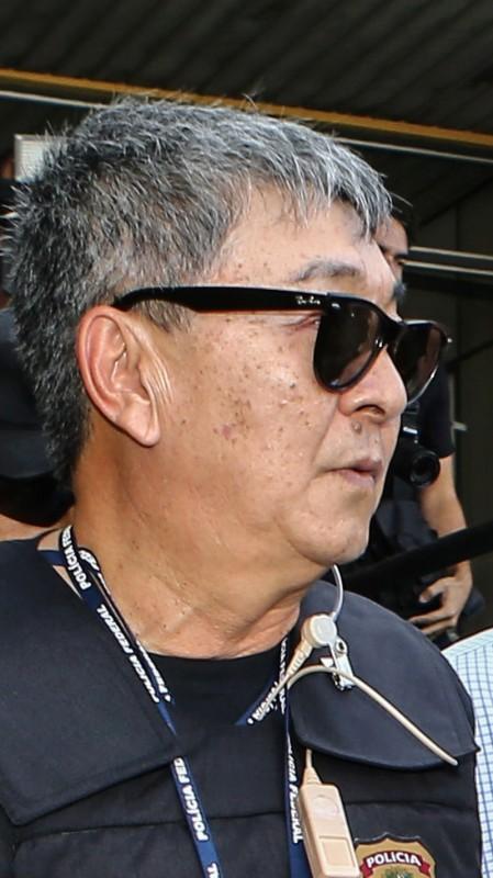 Newton Ishii foi condenado a quatro anos e três meses