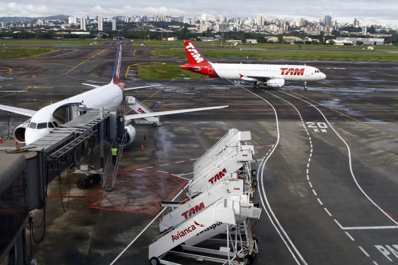 Abear afirma que número de passageiros vem recuando há 9 meses
