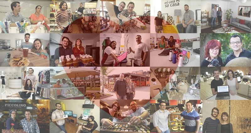 20 casais empreendedores que passaram pelo GeraçãoE