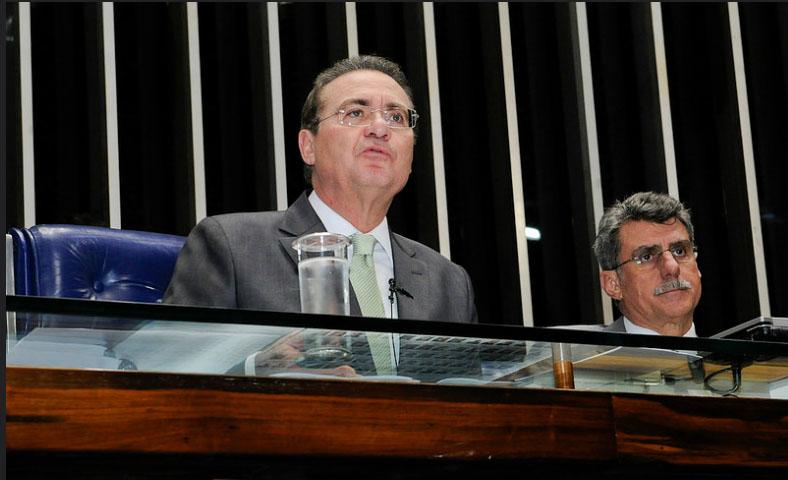 Renan e Jucá negaram que exista um acordo para livrá-los da prisão