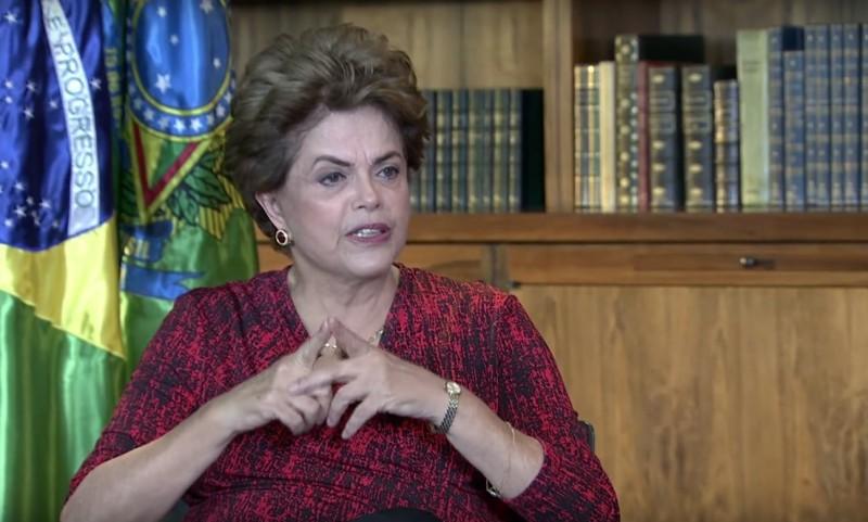 Dilma Rousseff concedeu entrevista especial à TV Brasil