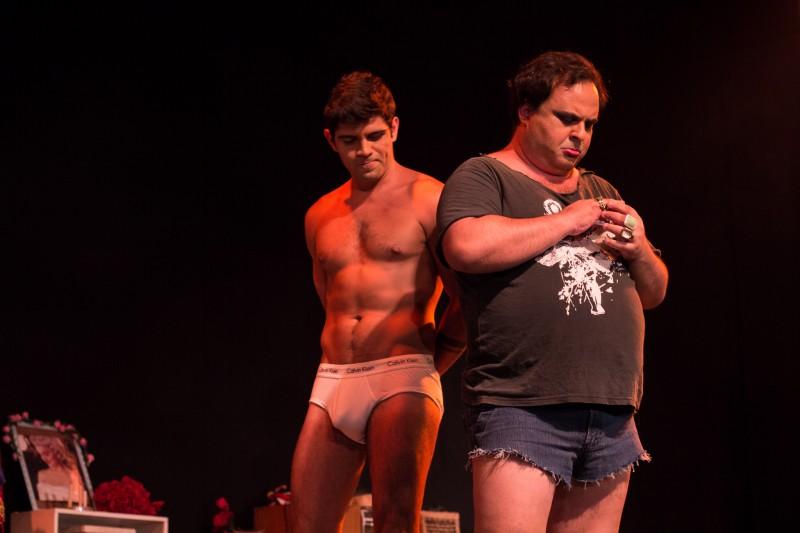 Peça Sabe quem dançou? faz apresentações em Porto Alegre