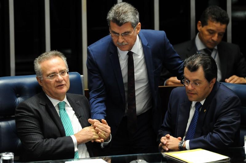 Renan Calheiros e Romero Jucá teriam se beneficiado de hidrelétrica