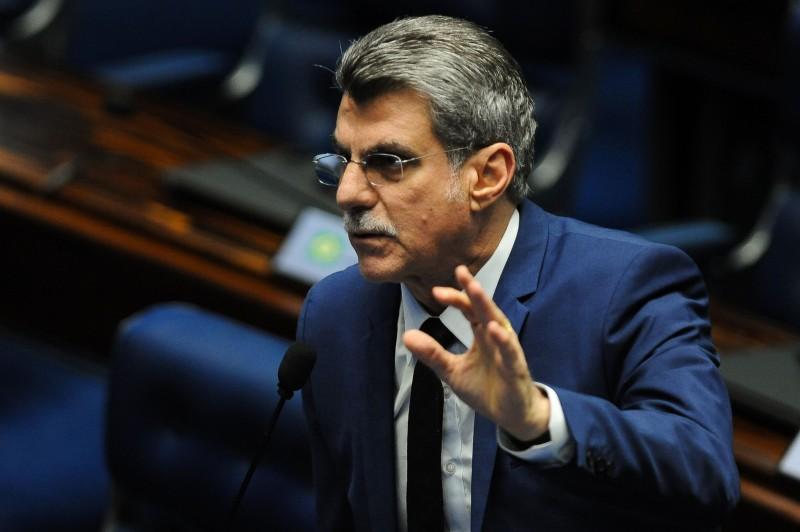 Inquérito contra o Romero Jucá tramita na Corte há seis anos