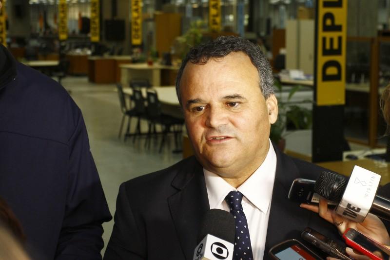 Luis Antônio Alcoba de Freitas, secretário adjunto da educação no RS