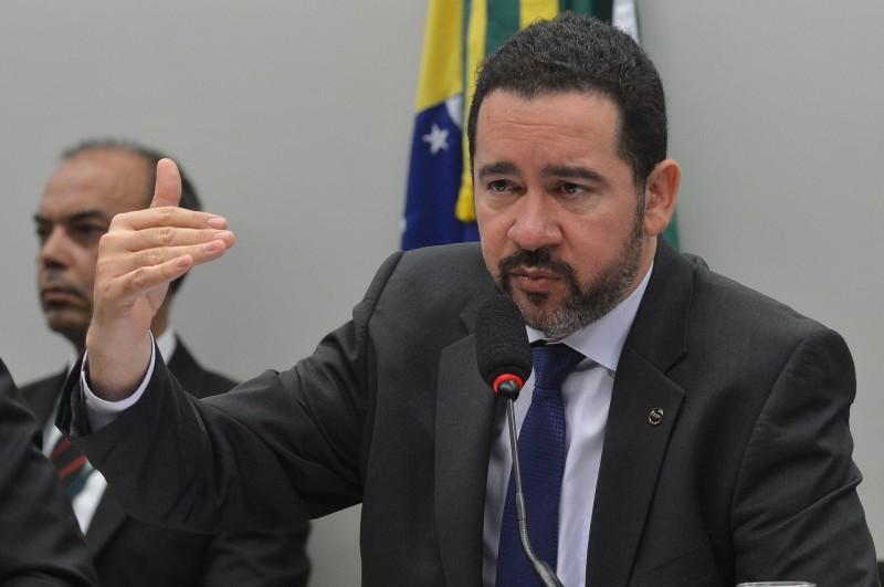 Dyogo de Oliveira, durante audiência pública na Comissão Mista de Orçamento sobre o projeto da Lei de Diretrizes Orçamentárias