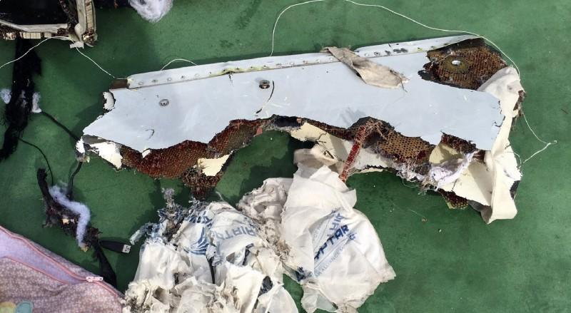 Principais fragmentos da fuselagem foram encontrados nesta semana