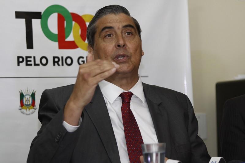 Giovani Feltes, Secretário da Fazenda do Estado do Rio Grande do Sul